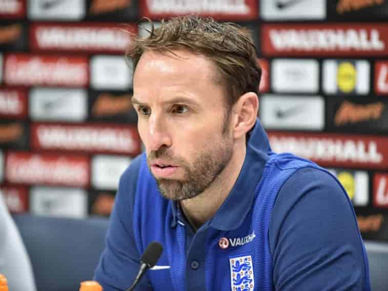 Gareth Southgate site Hot